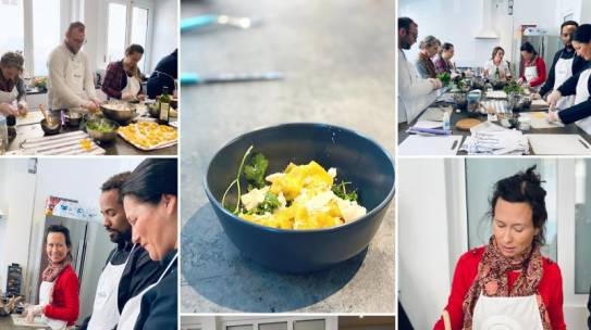 Team Building Culinaire & Solidaire