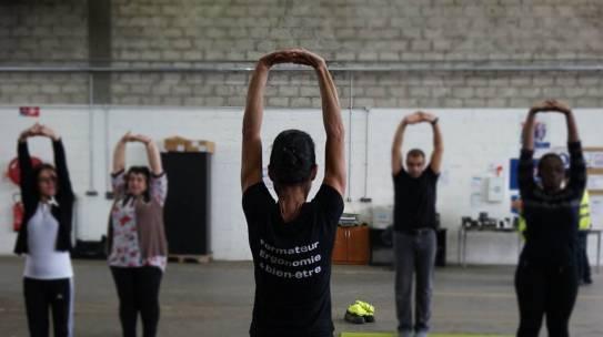 Zoom I Développer la pratique du sport en entreprise