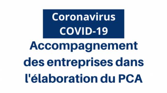 Consulting : Plan de Continuité d'Activité (PCA) lié au Covid-19