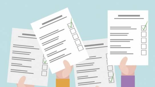 Consulting : Questionnaire Flash de reprise d'activité COVID-19