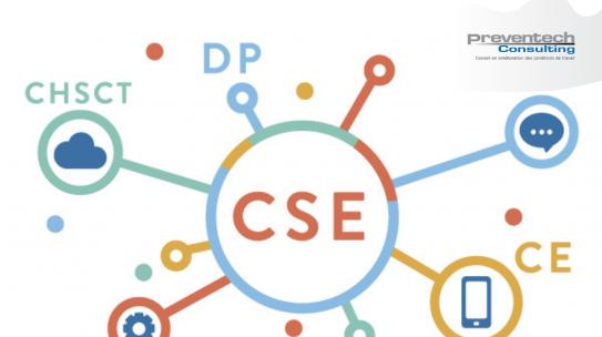 Pas de risque grave, ni de projet d'aménagement important, pas d'expertise du CSE