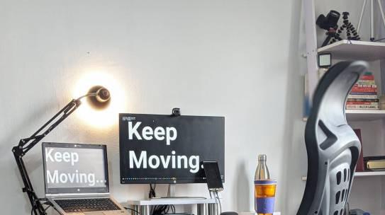 Notre Temps – Mon coin bureau à la maison: comment l'aménager pour télétravailler?