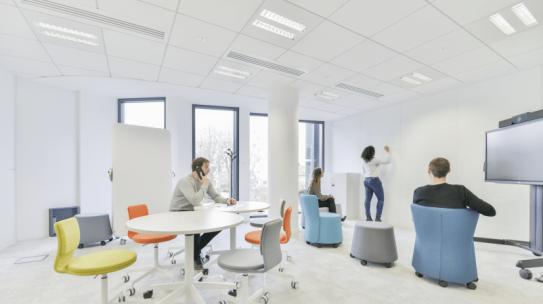 Vers une redéfinition de l'espace-temps de travail aprés la crise sanitaire