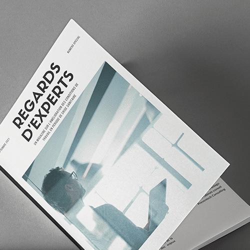 Regards d'experts, une revue spéciale sur la santé et la sécurité au travail