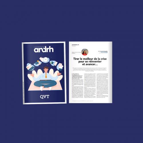 Preventech Consulting – Tirer le meilleur de la crise pour se réinventer et avancer …
